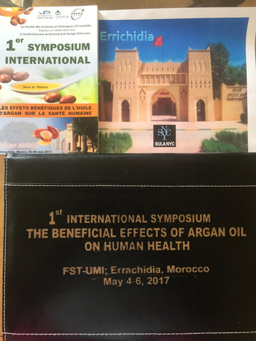 argan symposium errachidia