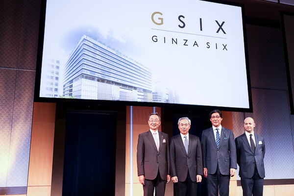 "The Meaning of ""GINZA SIX'"