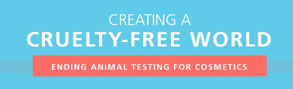 Ending Animal Testing for Cosmetics