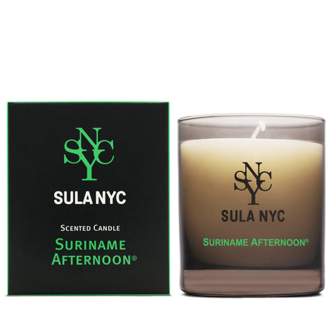 Suriname Afternoon ® Candle