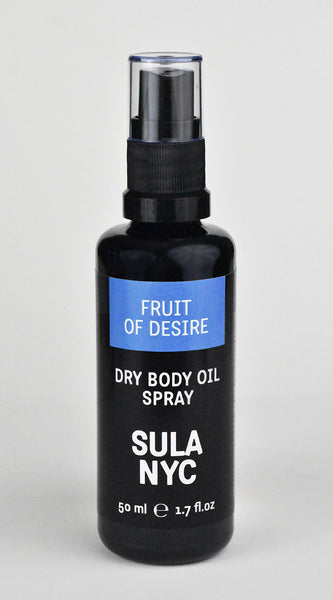 Fruit of Desire Dry Body Oil Spray