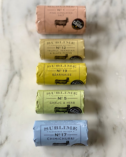 Sublime Flavoured Butter