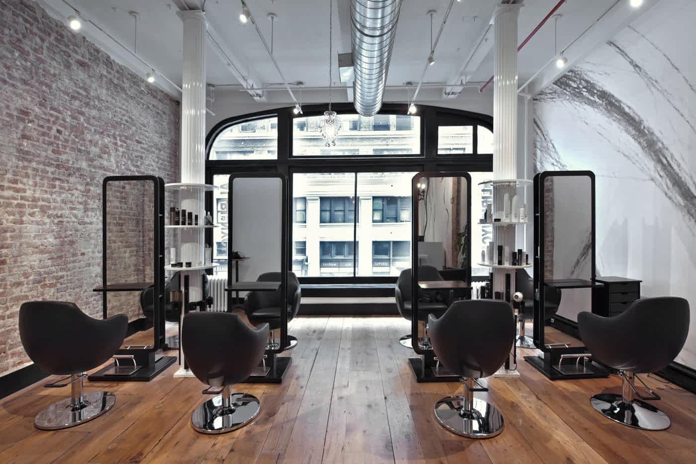 Styling stations salon mirrors zurich beauty for Salon furniture makeup station