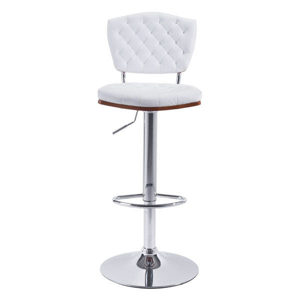Tiger Make up chair in White