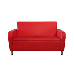 Richmond Waiting Sofa in Red