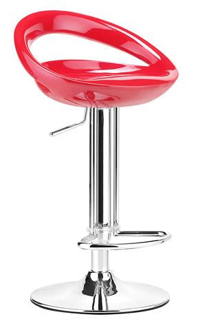 Tacoma Make Up Chair in Red