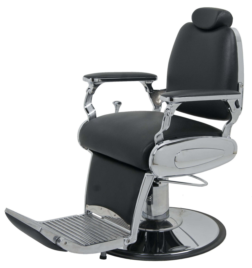Jaguar Barber chair In Black