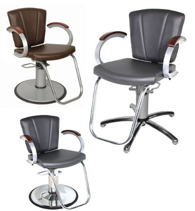 Vanella Styling chair with star base