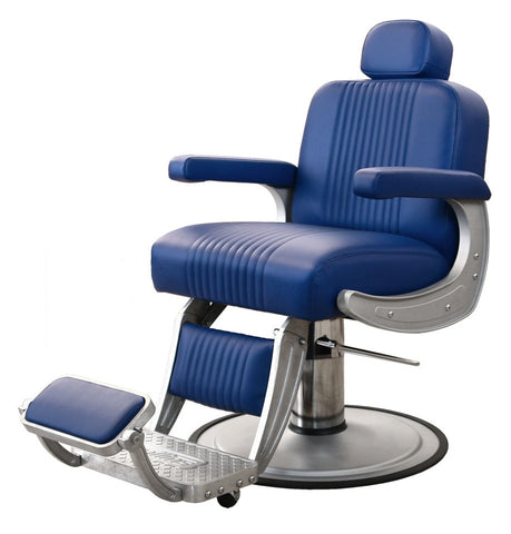 Picture of Cobalt Barber chair by Collins