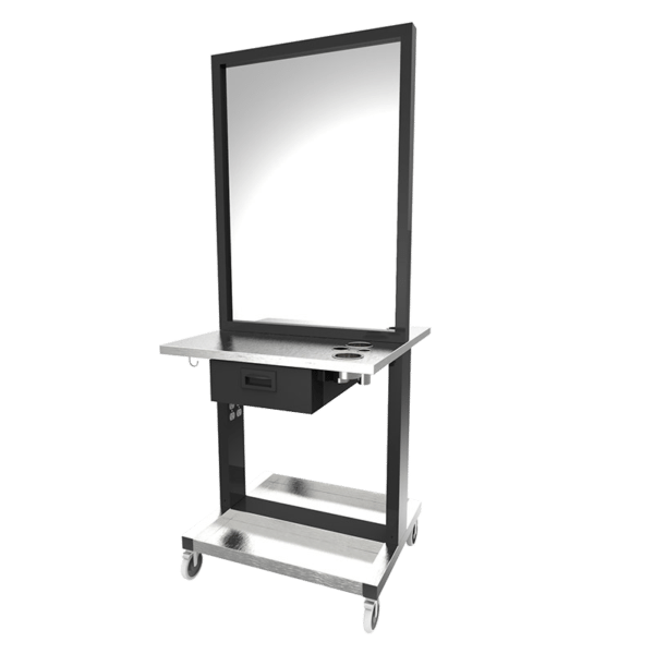 Stainless Steel Double sided station by Veeco