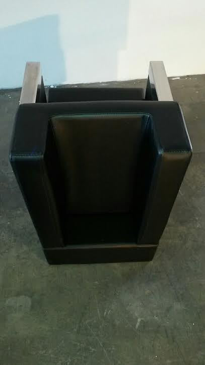 Hollywood Dryer Chair in Black