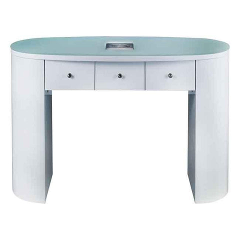 Picture of Frost Manicure Table