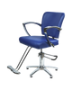 Galaxy Styling chair in Royal Blue ( 2 left in stock)