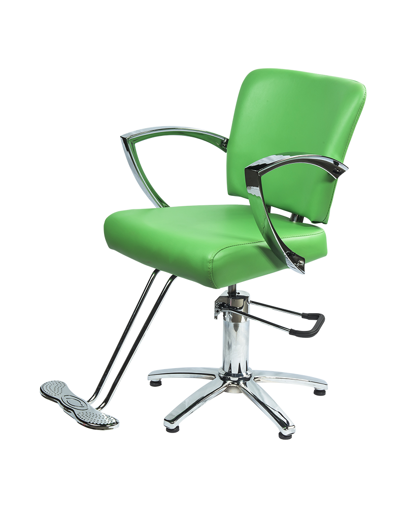 Galaxy styling chair in Green