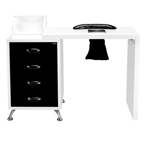 Monochrome Manicure Tables