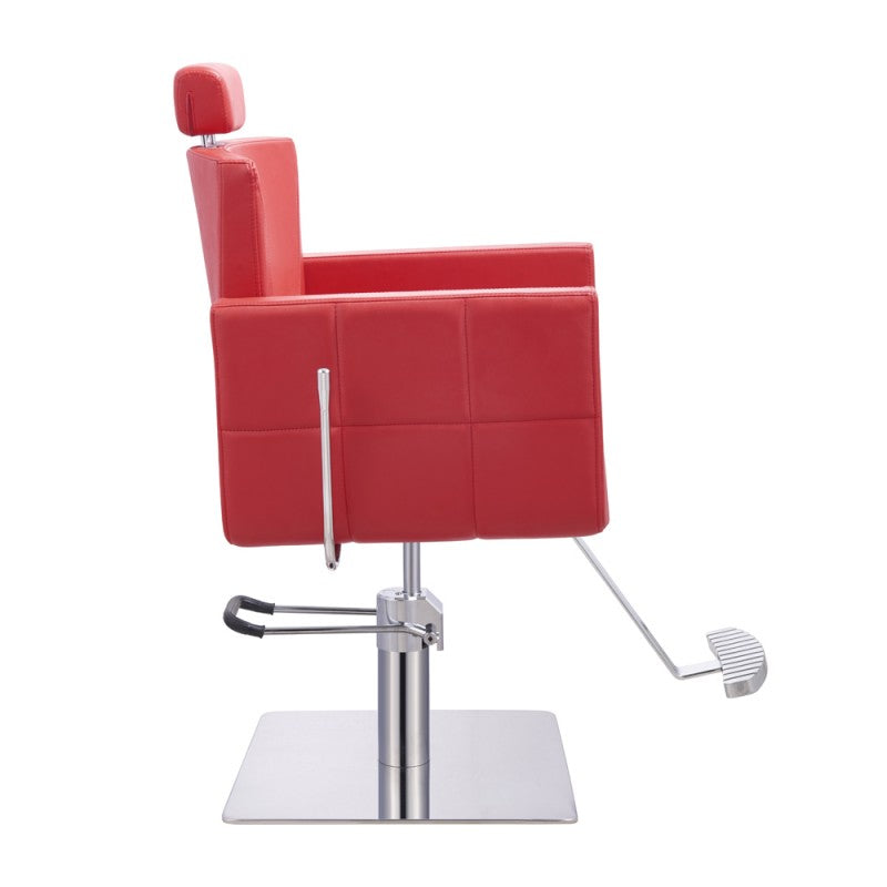 Modesto All Purpose chair in Red