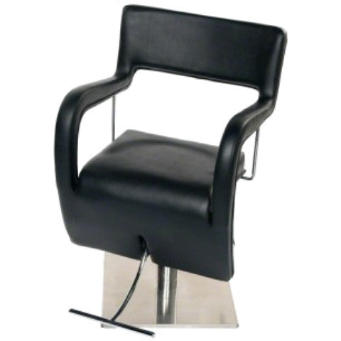 Sensual Salon Chair - Black
