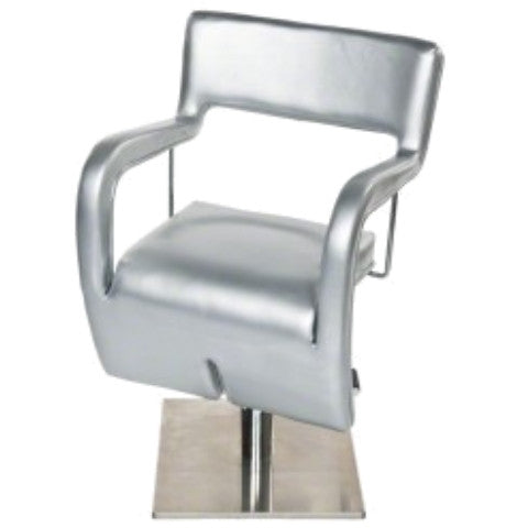 Picture of Sensual Salon Chair - Silver