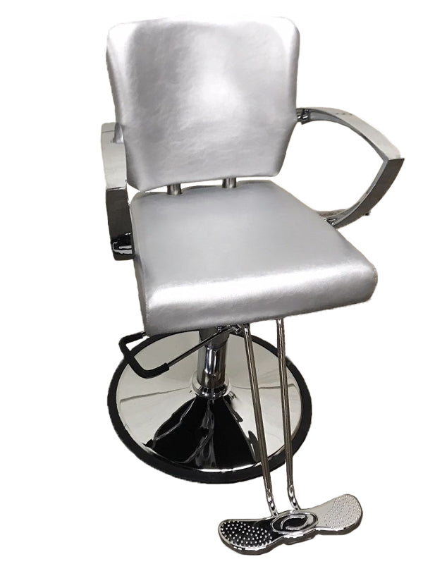 Galaxy Styling chair in Silver