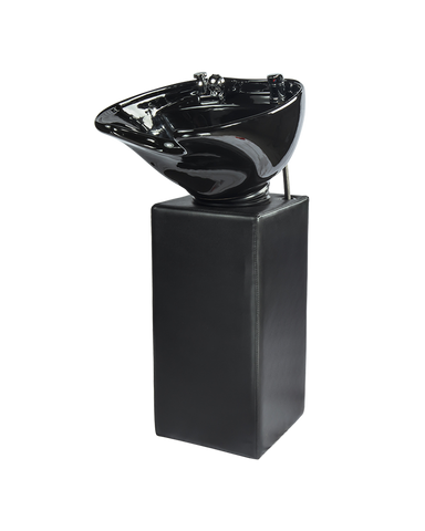Picture of Vader Shampoo Bowl - All Black