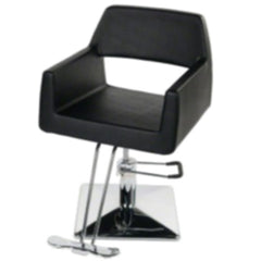 Winston Salon Chair - Black  (3 Left)