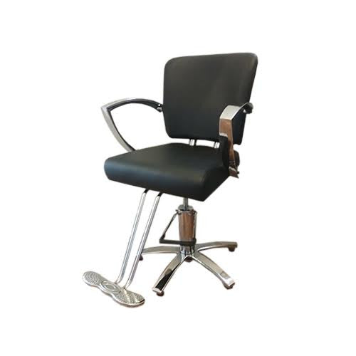 Galaxy Styling Chair in Black