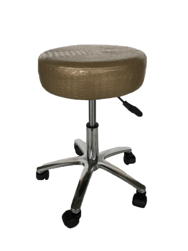 Chicago Master chair in Croc Tan