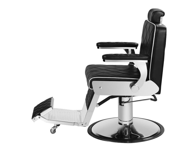 Lord Barber chair Black