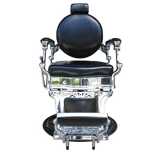 Princeton Barber chair in Black
