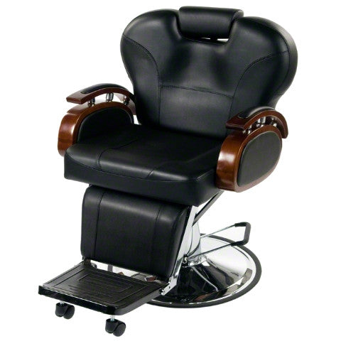 romeo black - Barber Chairs For Sale