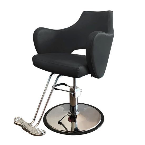 Rosa Styling Chair in Black