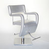 Sensual Salon Chair - Silver