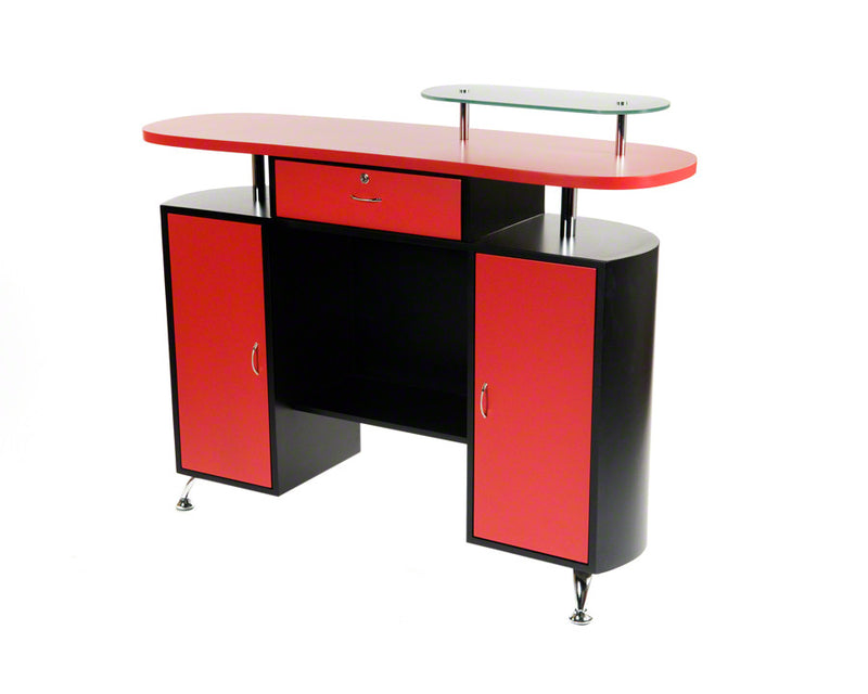 Rising Sun Salon Reception Desk