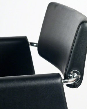 Temptation Salon Chair - Black ( One left in stock)