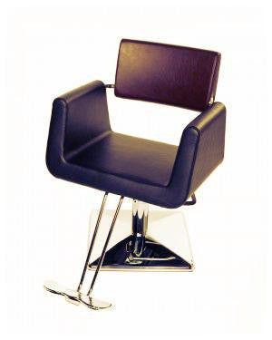Temptation Salon Chair - Brown