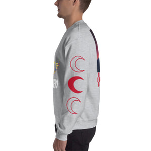 Moonpeace Sweatshirt - Magnifico Clothing