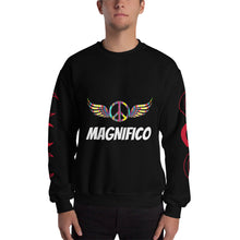 Load image into Gallery viewer, Moonpeace Sweatshirt - Magnifico Clothing
