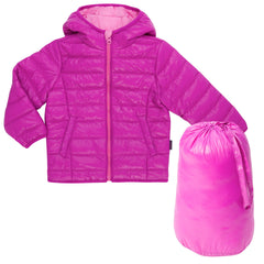 CHICCO - Leichte Thermojacke mit Beutel pink 090.87045 018