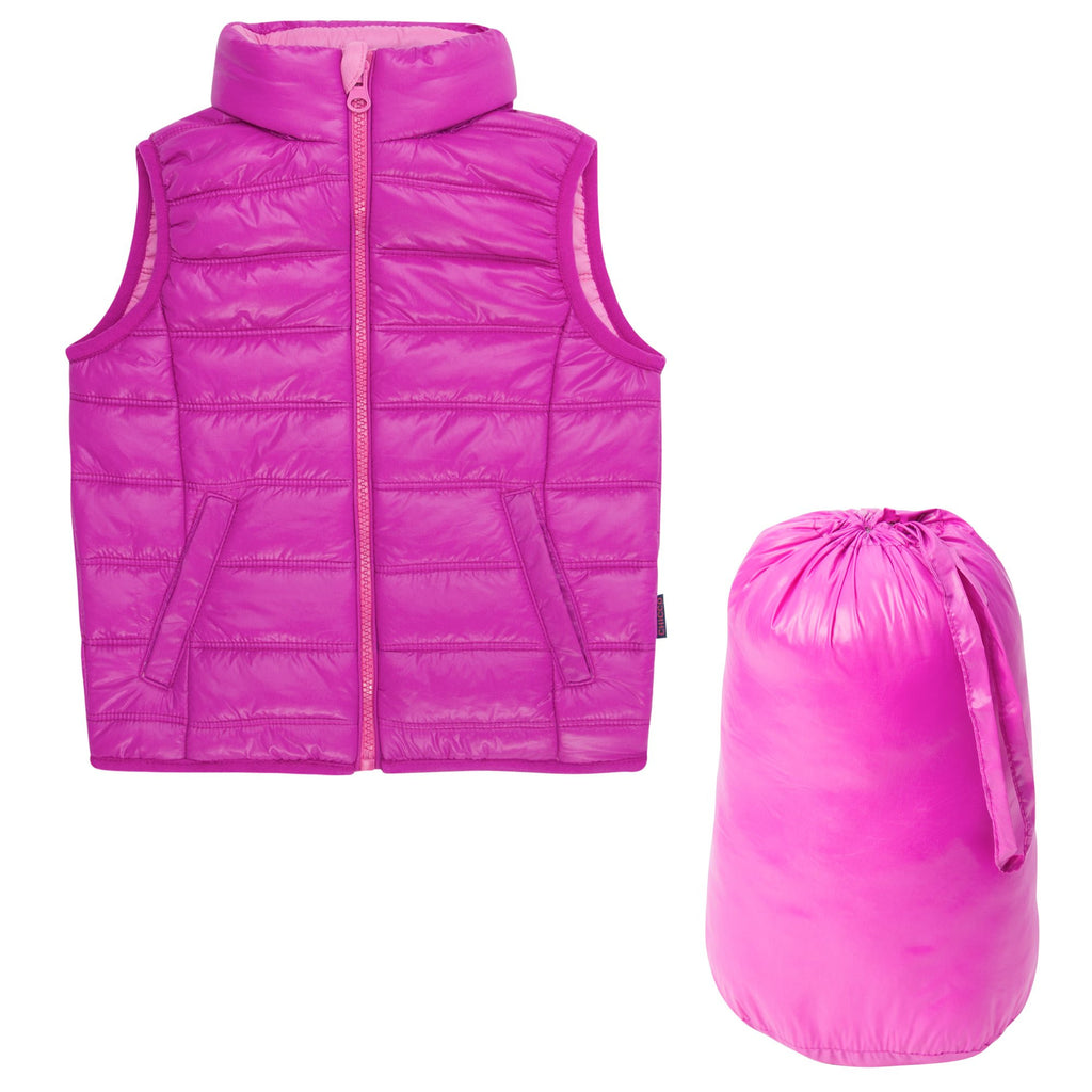 CHICCO - Weste / Gilet pink 090.87046