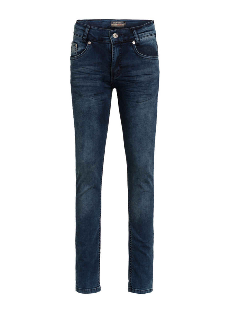 BLUE EFFECT - Boys Jeans Slim Fit Ultra Stretch blue denim