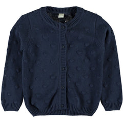 NAME IT - Strickjacke Nitbarbara navy