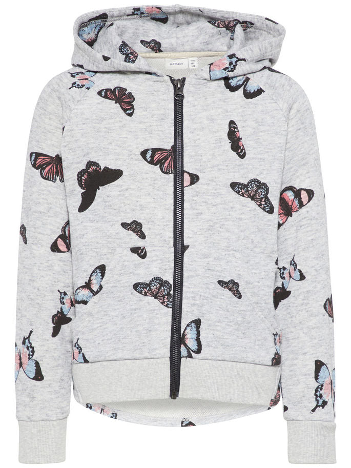 NAME IT - Jacke Sweat NKFKutter