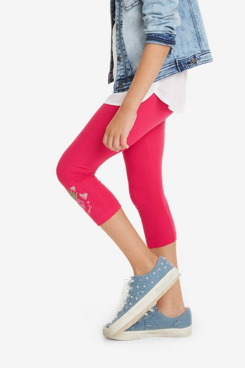 DESIGUAL - Leggings Cross