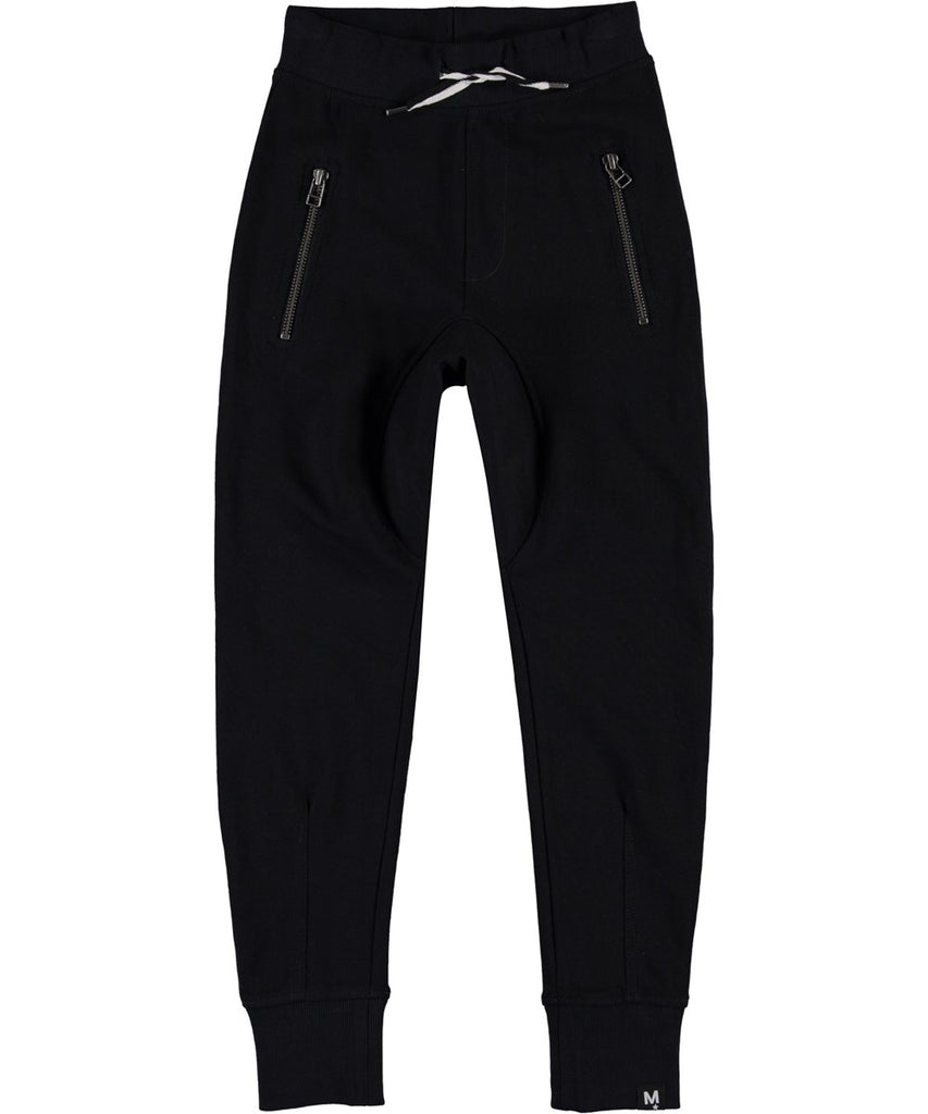 MOLO - Leisure Pants Ashton Schwarz