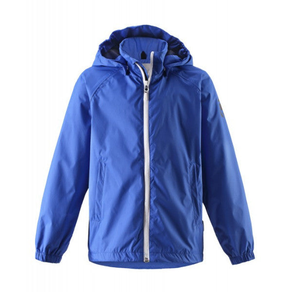 REIMATEC® - Kids Regen- Uebergangsjacke packable blue
