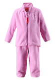 REIMA Fleece-Set Etamin orchid pink