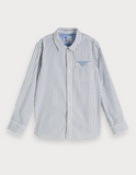 SCOTCH SHRUNK - Shirt gestreift Regular Fit
