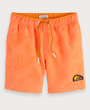 SCOTCH SHRUNK - Badeshorts Magic Print