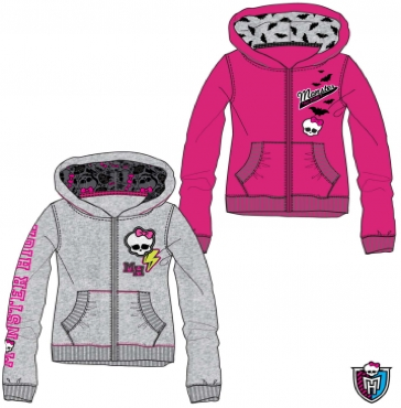 Sweat Jacke Monster High