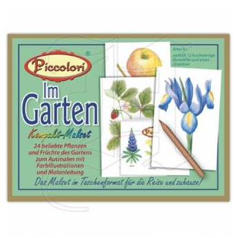 Piccolori - Im Garten - Heritage Playing Card Company